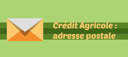 Adresse Crédit Agricole