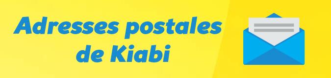 Adresse Kiabi