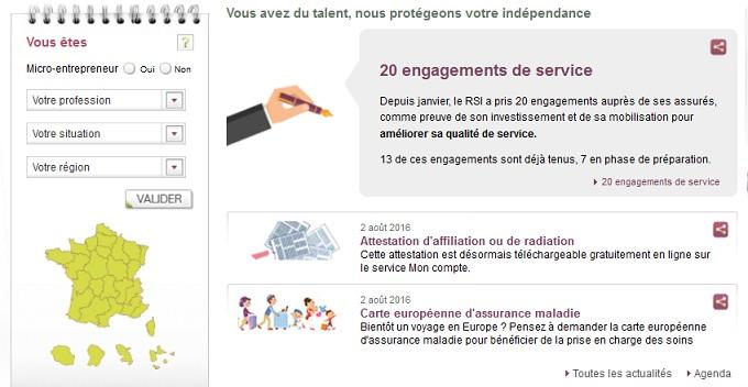 Agences RSI