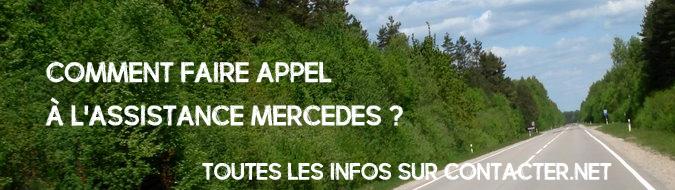 Assistance Mercedes