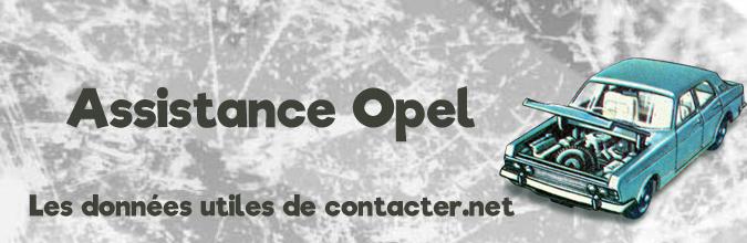 Assistance Opel
