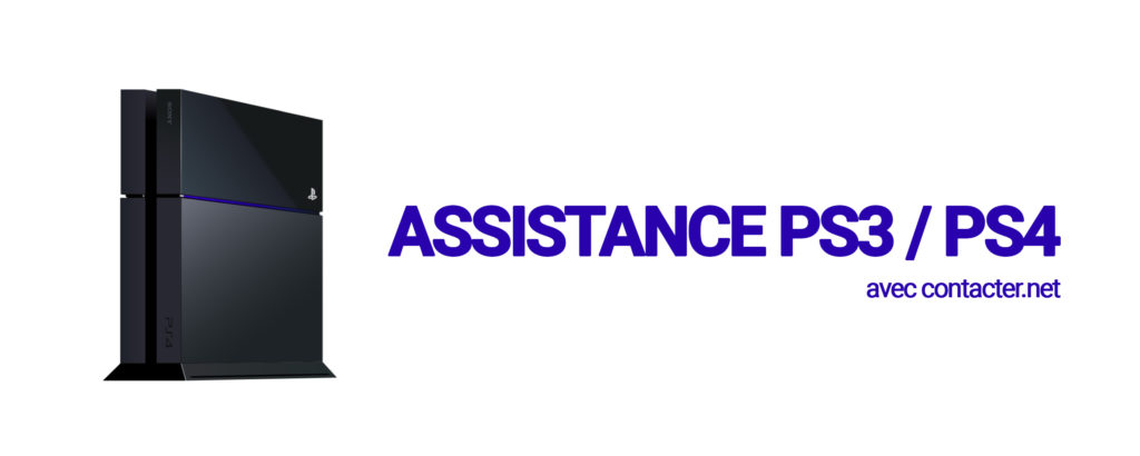 Assistance PS3 PS4
