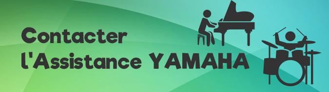 Assistance Yamaha