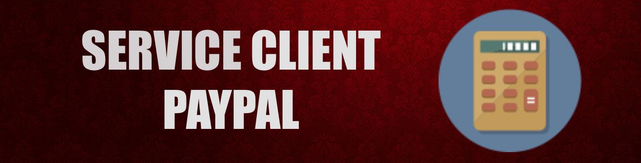 service client paypal
