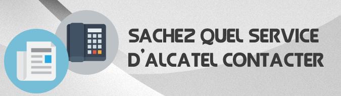 Contact Alcatel