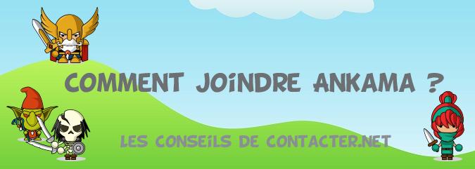 Contact Ankama