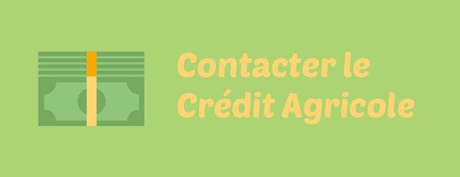 Contact Crédit Agricole