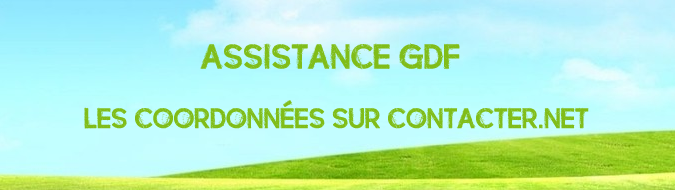 Contact GDF Assistance
