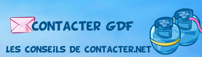 Contact GDF