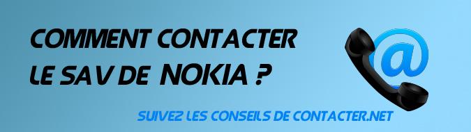 Contact Nokia SAV