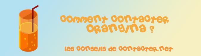 Contact Orangina