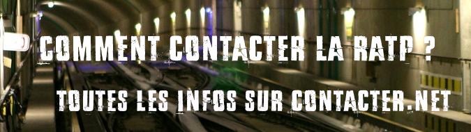 Contact RATP