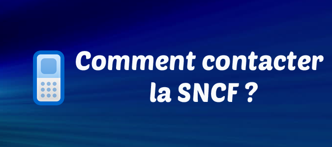 Contact SNCF