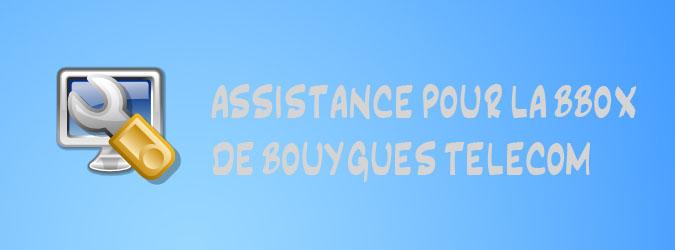 Contacter Bouygues BBox