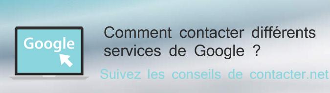 Contacter Google