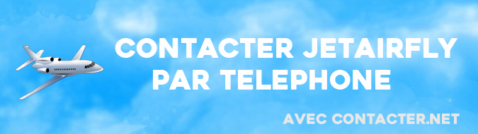 Contacter Jetairfly