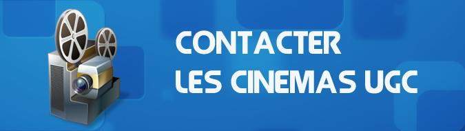 Contacter UGC