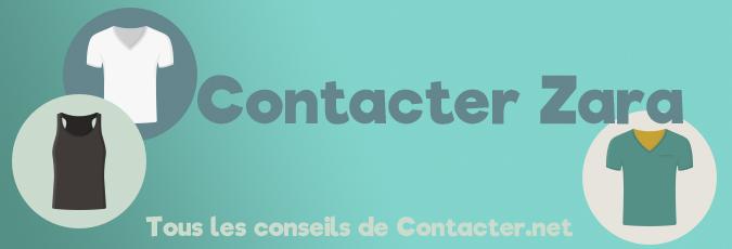 Contacter Zara