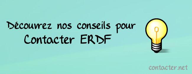 Coordonnees ERDF