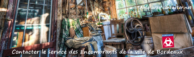 Encombrants-Bordeaux