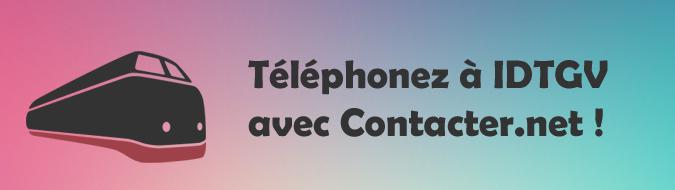 IDTGV Telephone