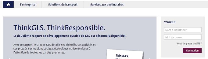 Mail GLS