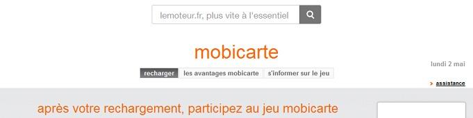 Mail Mobicarte