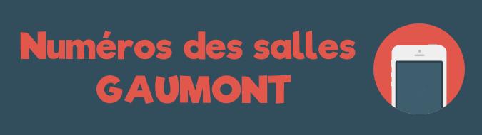 Numero Gaumont