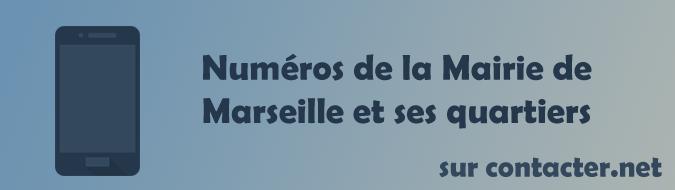 Numero Mairie Marseille