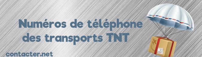 Numero TNT contact