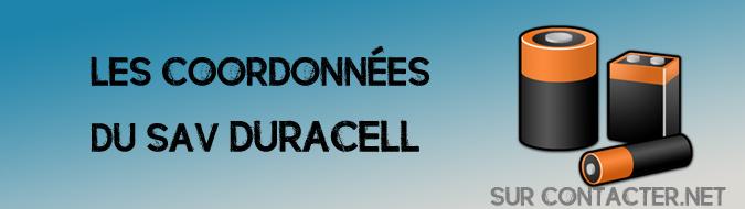 SAV Duracell