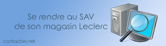 SAV Leclerc