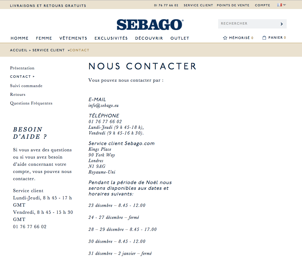site-sebago