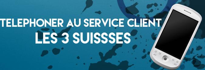 Service client 3suisses