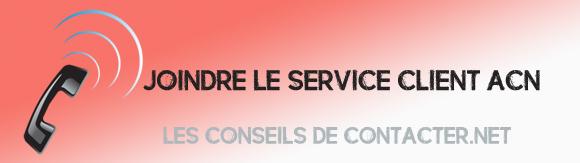 Service client ACN