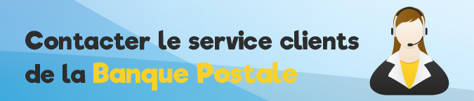 Service client Banque Postale