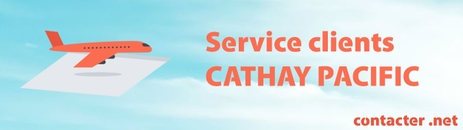 Service client Cathay Pacific