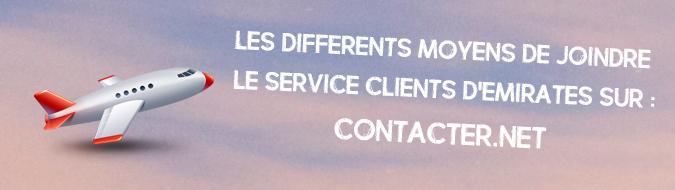 Service client Emirates