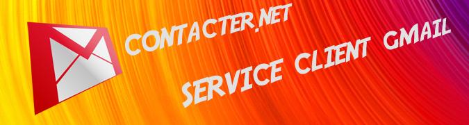 Service client Gmail