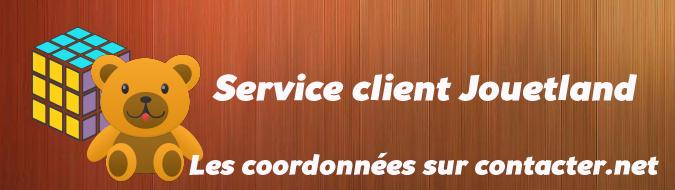 Service client Jouetland