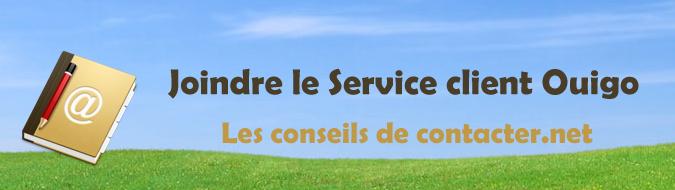 Service client Ouigo