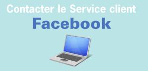 Service client facebook