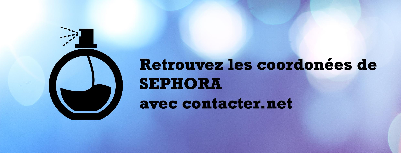 Service clients Sephora