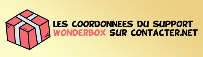 Support Wonderbox