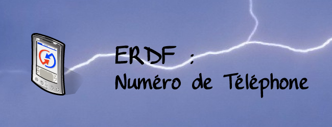 Telephone ERDF