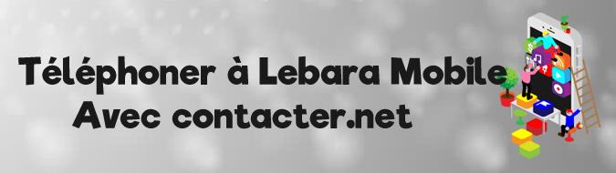 Telephone Lebara Mobile