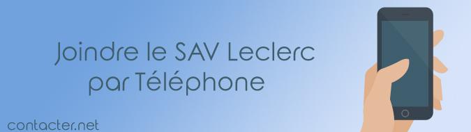 Telephone Leclerc