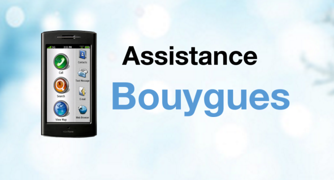 assistance bouygues