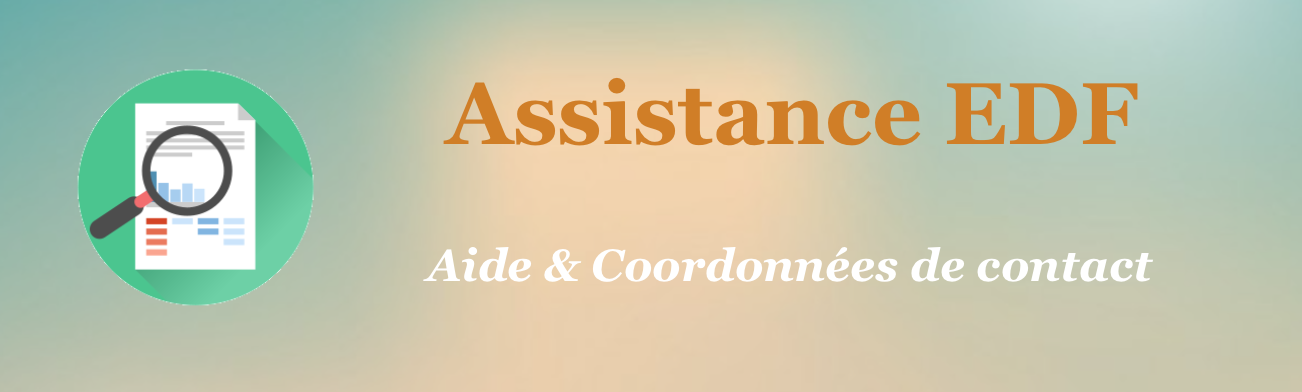 assistance edf