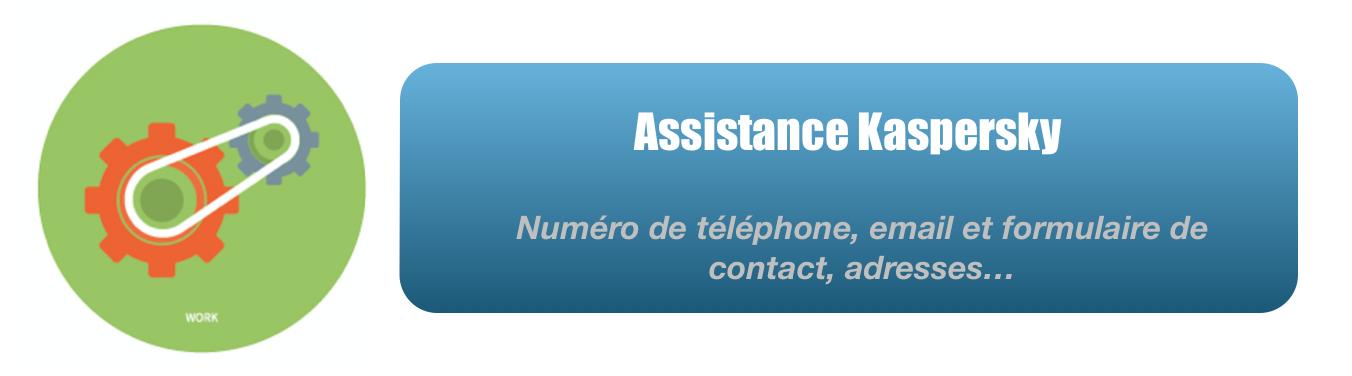 assistance kaspersky